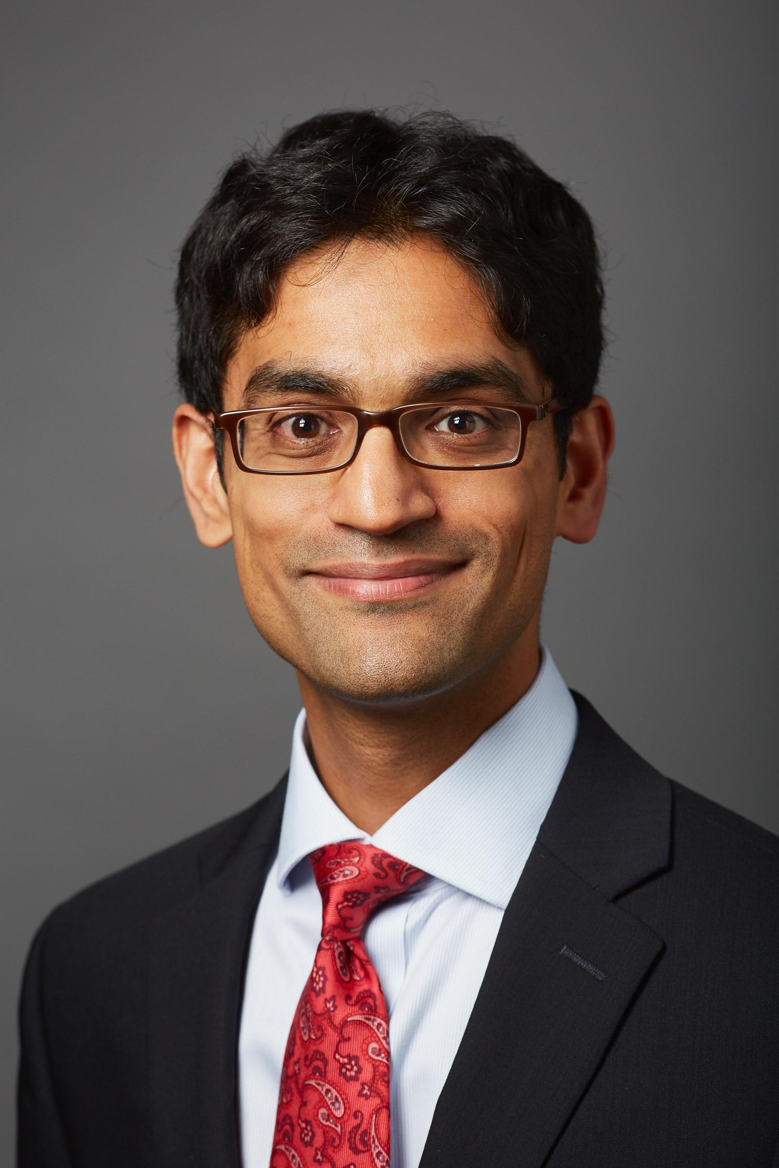 Kumar Dharmarajan, MD MBA