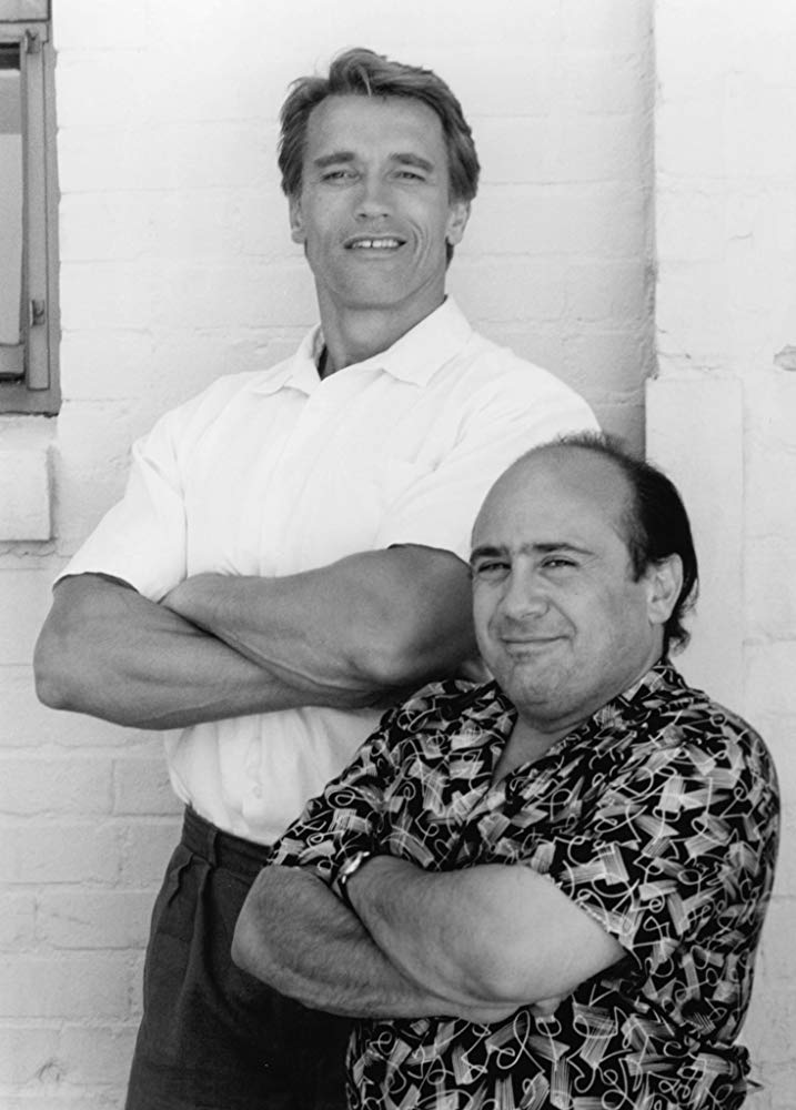 I think we should do a remake. But still DeVito and Schwarzenegger.