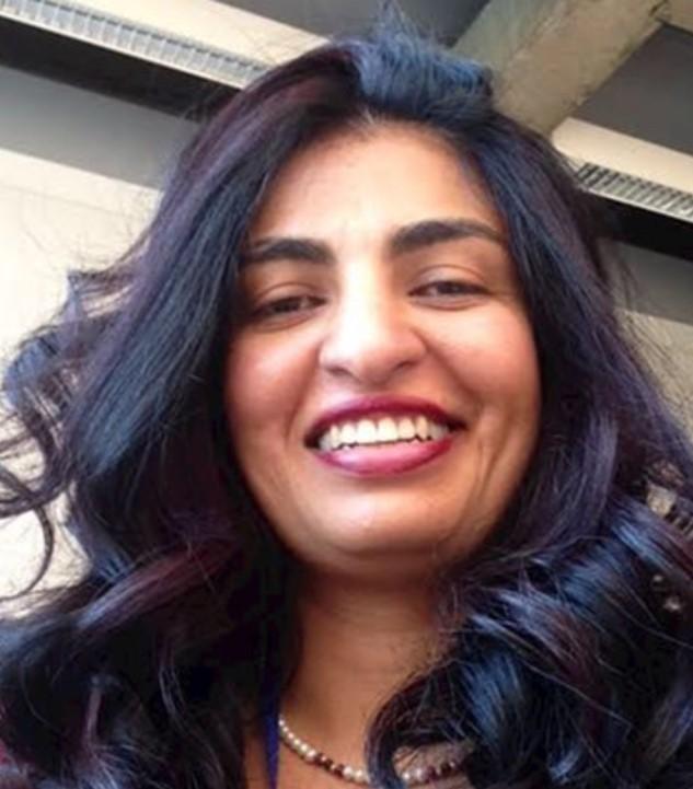 Lead author Dr. Ragini Verma. Professor of Radiology. Perelman School of Medicine. University of Pennsylvania