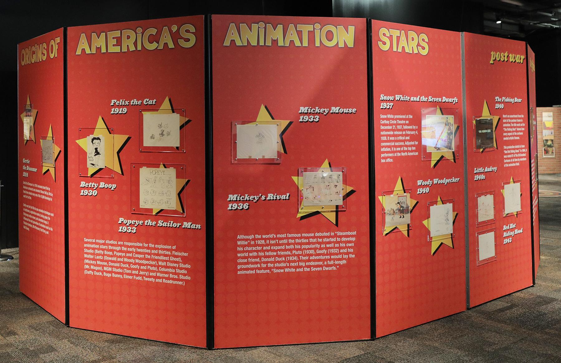 Origins of Americas Animation Stars walls.jpg