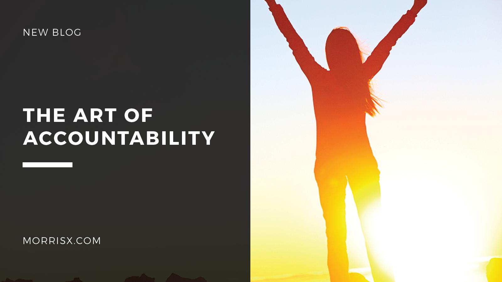 The Art of Accountability