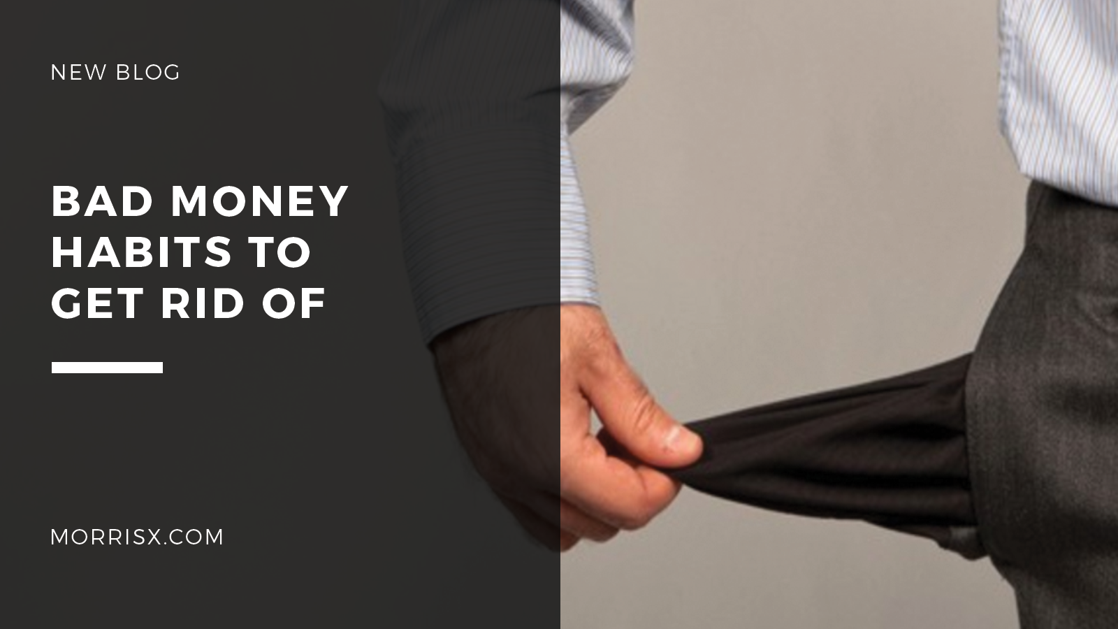Bad money habits to get rid of