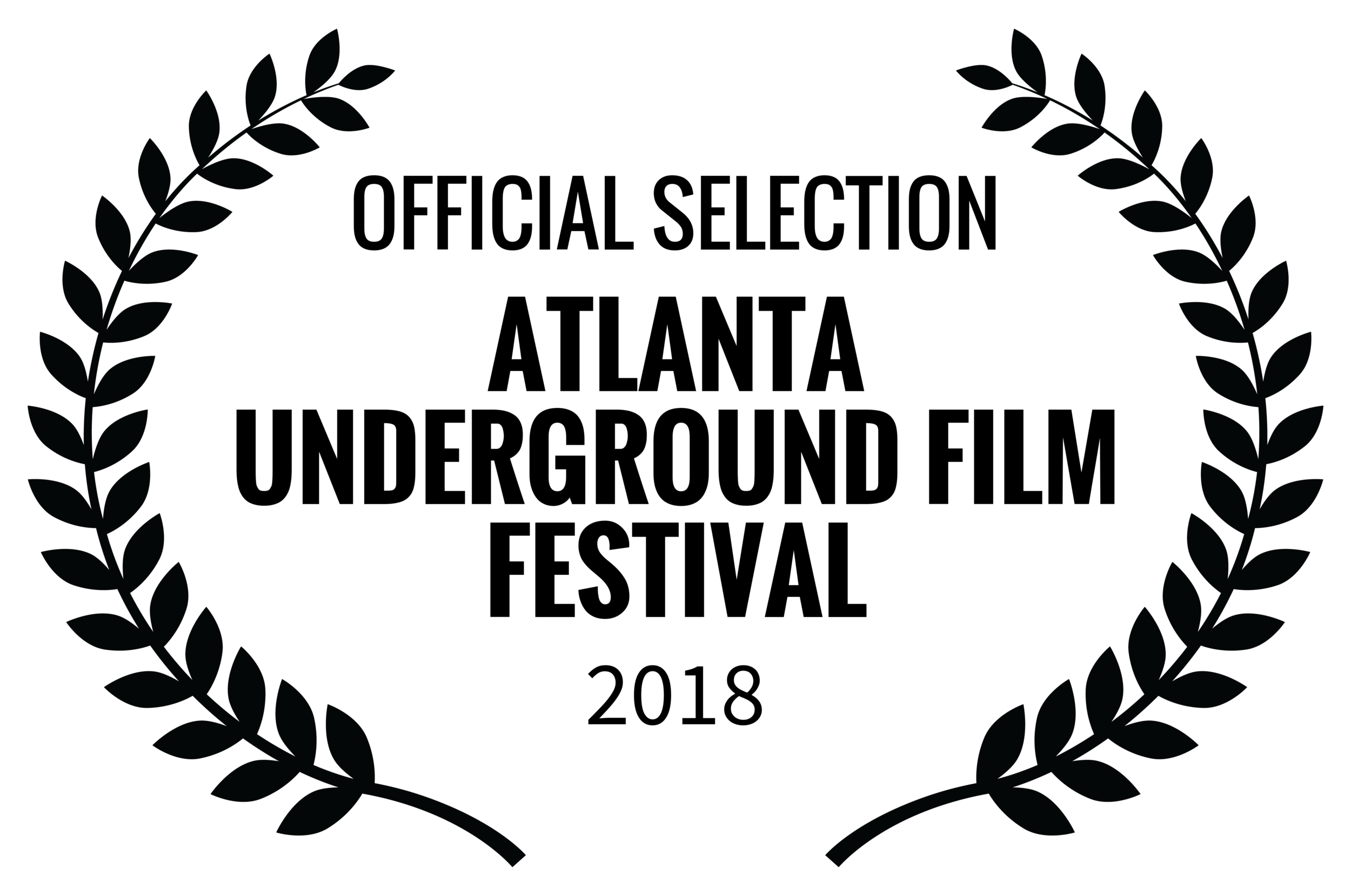 ATLANTA UNDERGROUND FILMFESTIVAL Official Selection Laurel