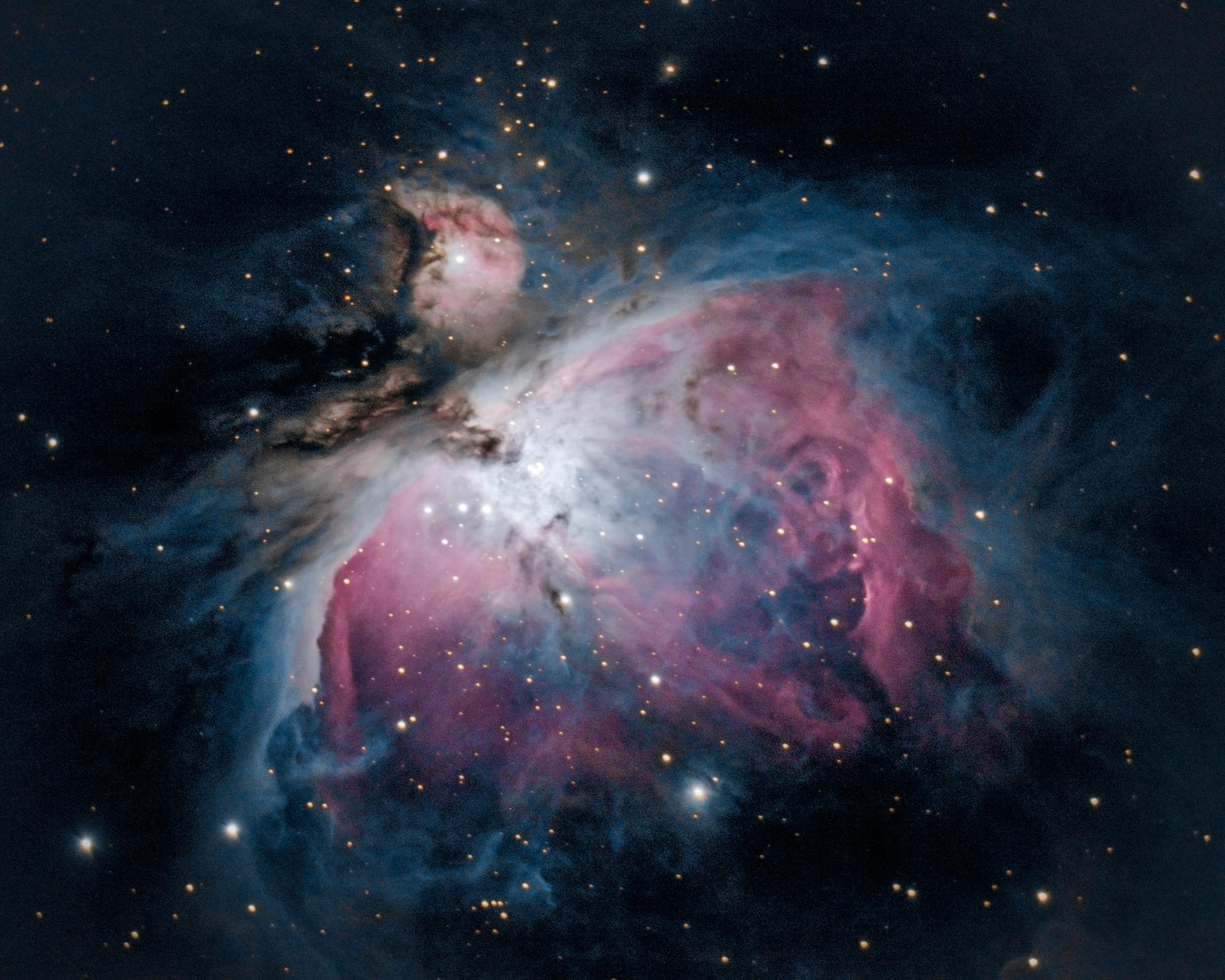 The Orion Nebula - Messier 42 - NGC 1976