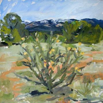 Spring, Santa Fe