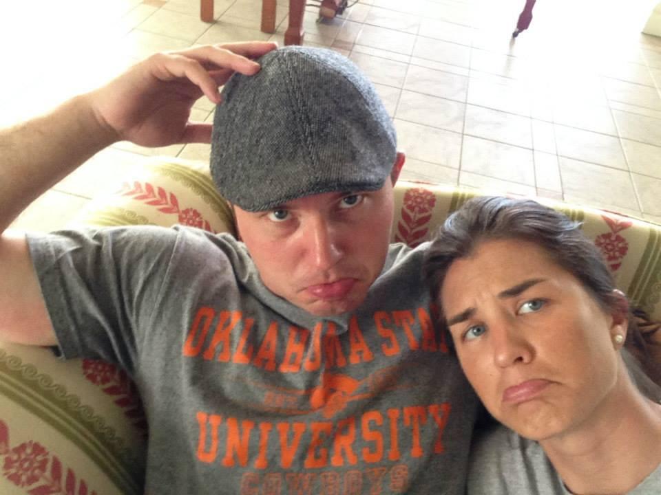Brad and Megan Stair