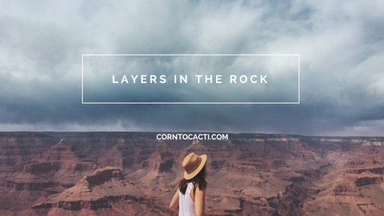 Layers in the Rock