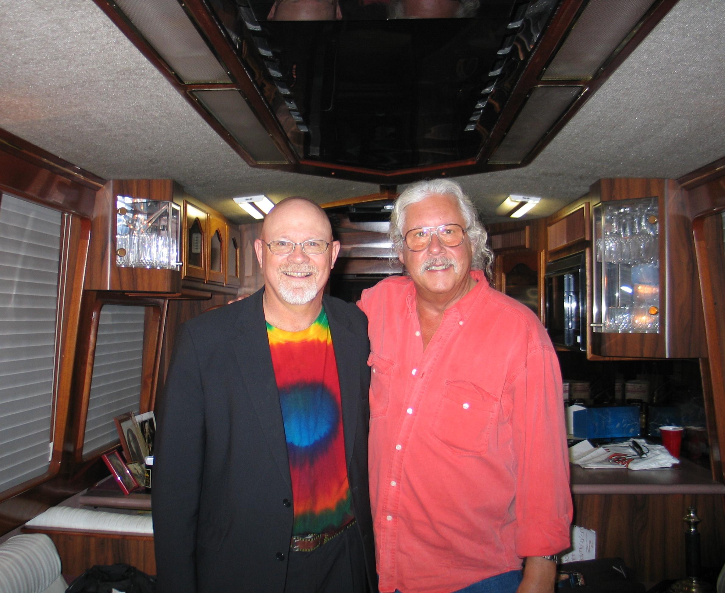 Bob & Arlo 9-30-07.JPG