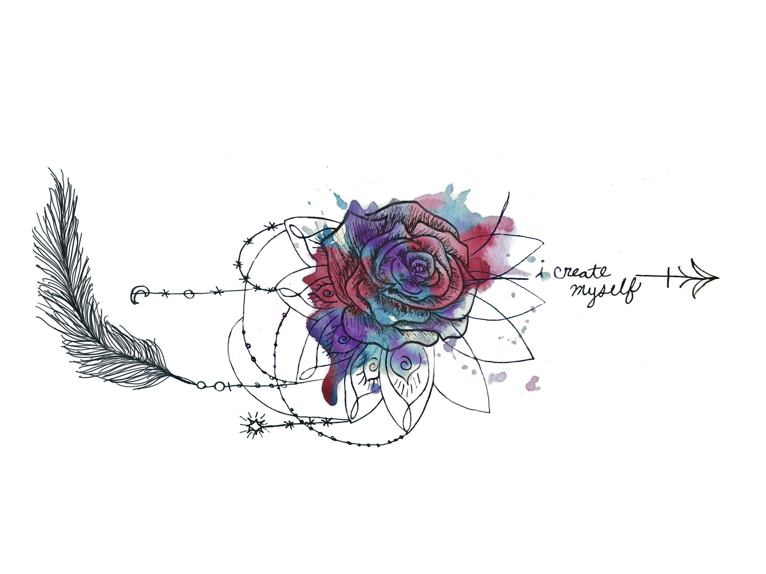 dreamcatcher rose design sideways.jpg