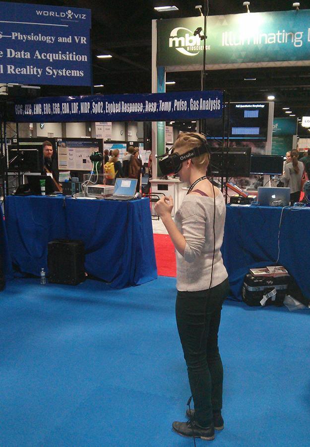 Jess +Oculus Rift