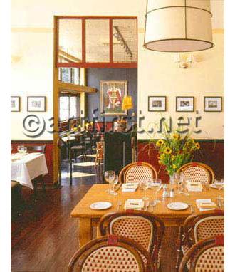 Interior Design for French Bistro