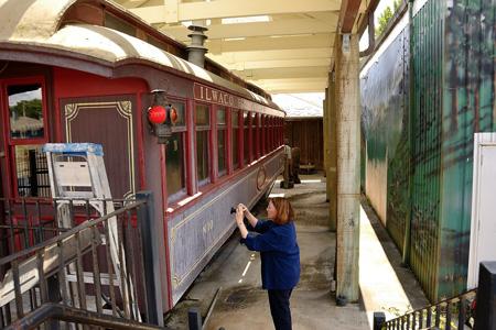 Nahcotta Railway Museum