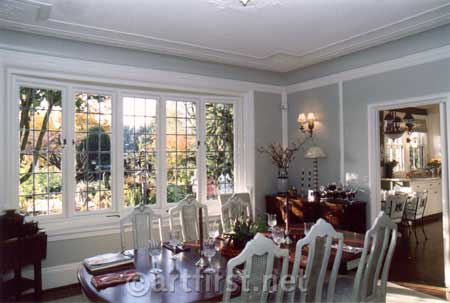 Colors for Arts and Crafts Dining Room