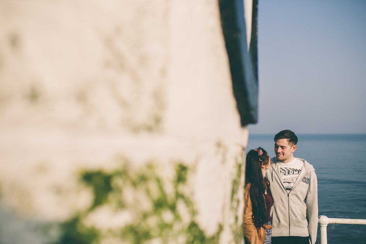 Whitby Engagement Shoot by  Scarborough based Yorkshire wedding photographer