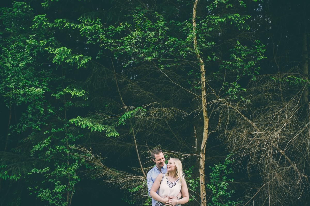 Harwood Dale Engagement Shoot by Scarborough based Yorkshire wedding photographer