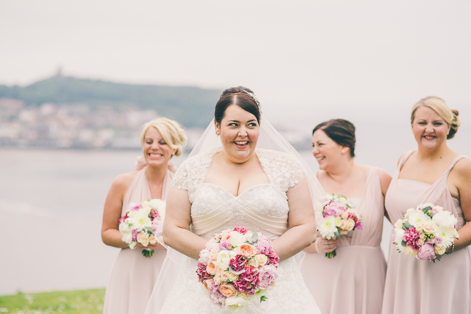 Scarborough and Yorkshire Wedding Photography