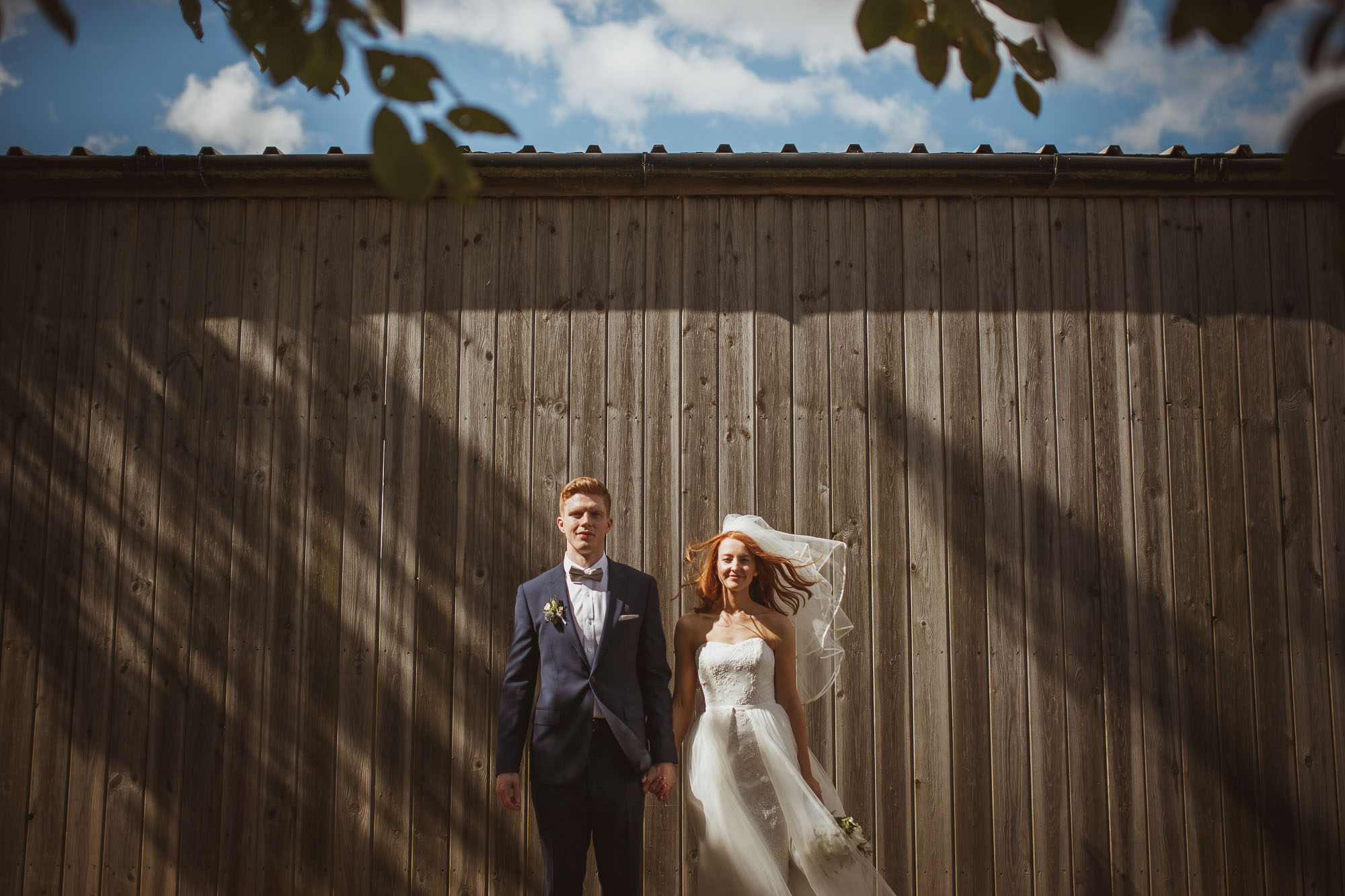 sandburn hall wedding photographer