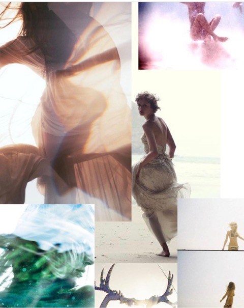Here's a Mood Board for one of my clients