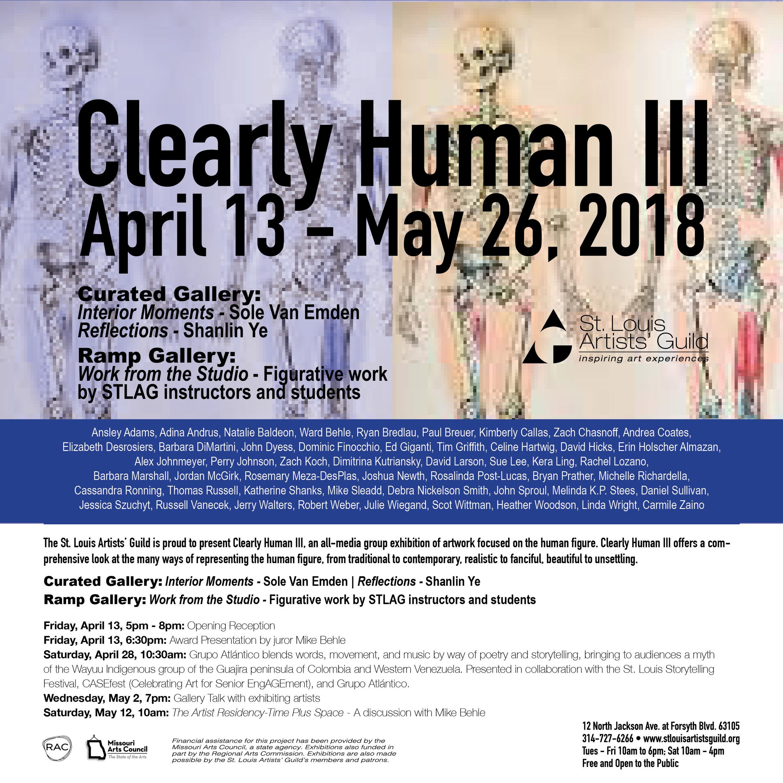 corrected artist list Clearly Human III Digital Showcard.jpg