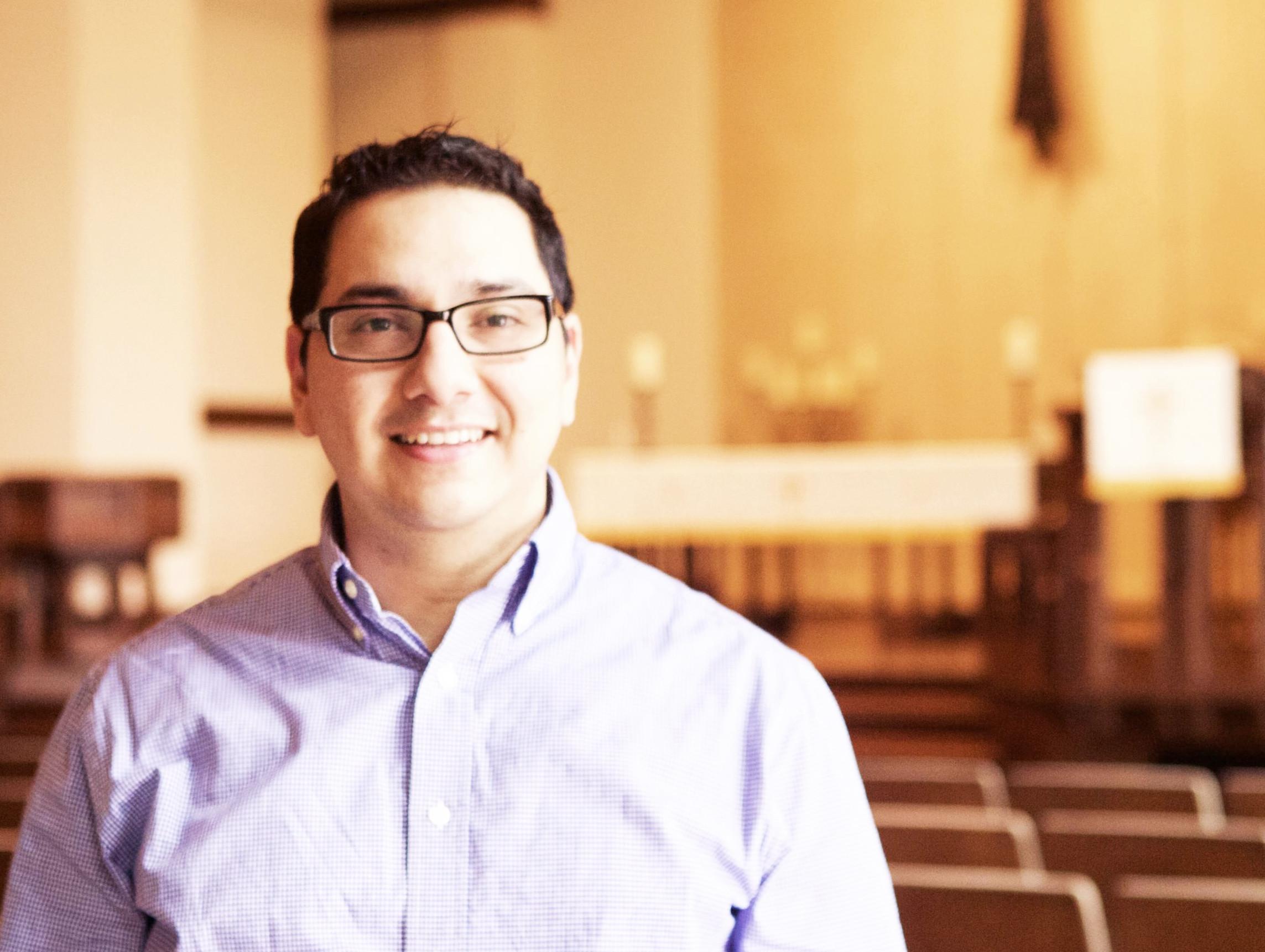 Jaime Jiménez, Primera generación Mexicano, Christ the King, Houston, TX