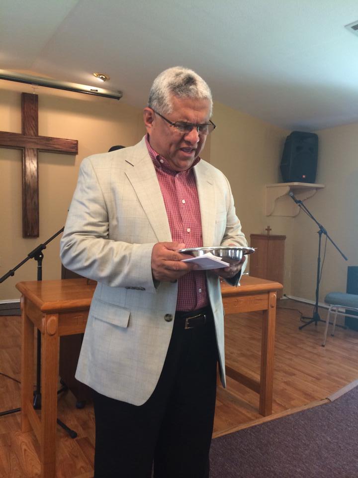 William Portillo, Primera generación Salvadoreño, Hossanna Community, Tomball, TX