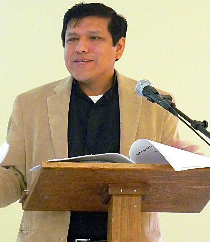 William Castro, Primera generación Peruano, Emmanuel Upstate, Greenville, SC