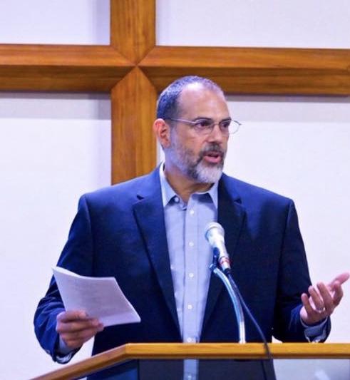 Víctor Martínez, Puertorriqueño, Redeemer Presbyterian, San Antonio, TX