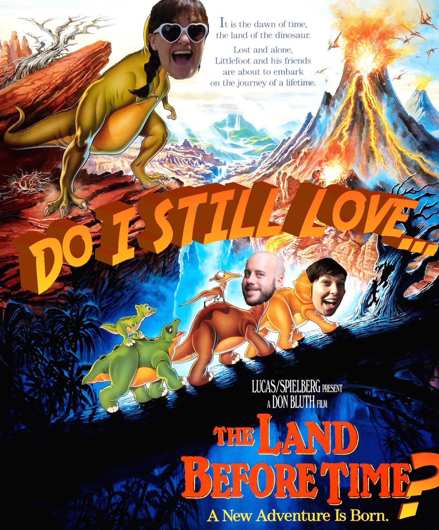 Do I Still Love The Land Before Time