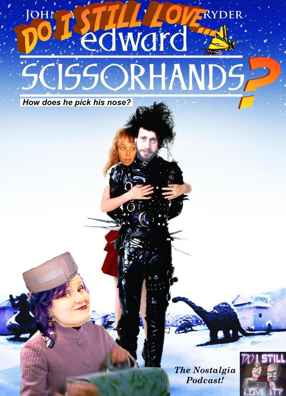 DISLI_Edward_Scissorhands