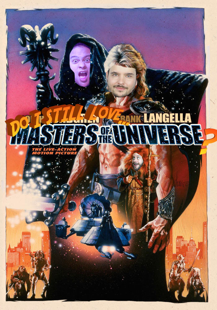 DISLI Masters of the Universe