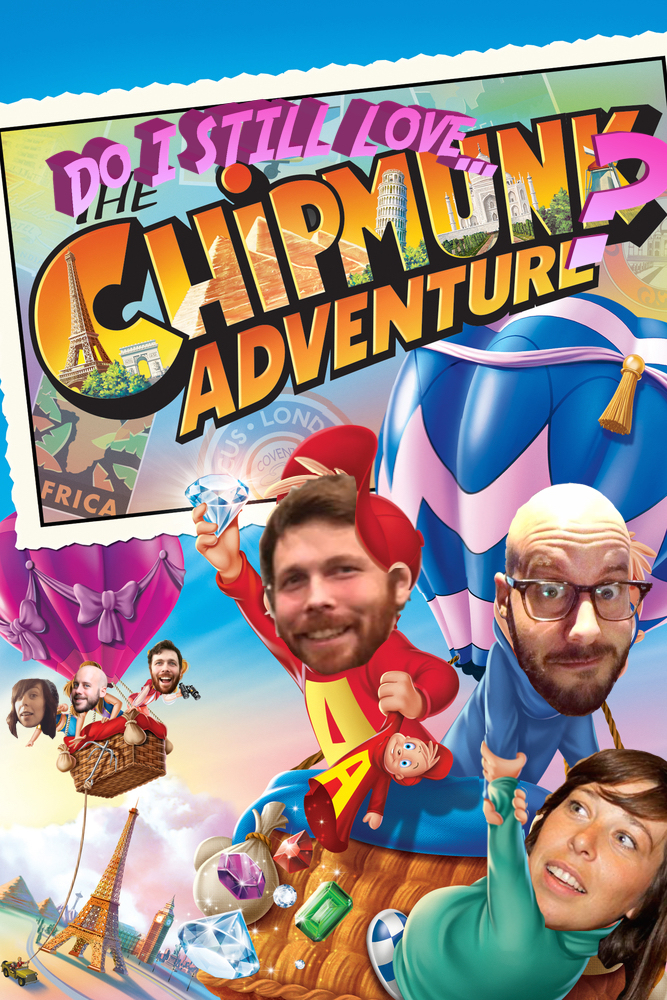 DISLI Chipmunk Adventure