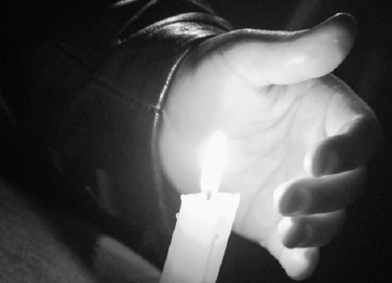candlelight candle
