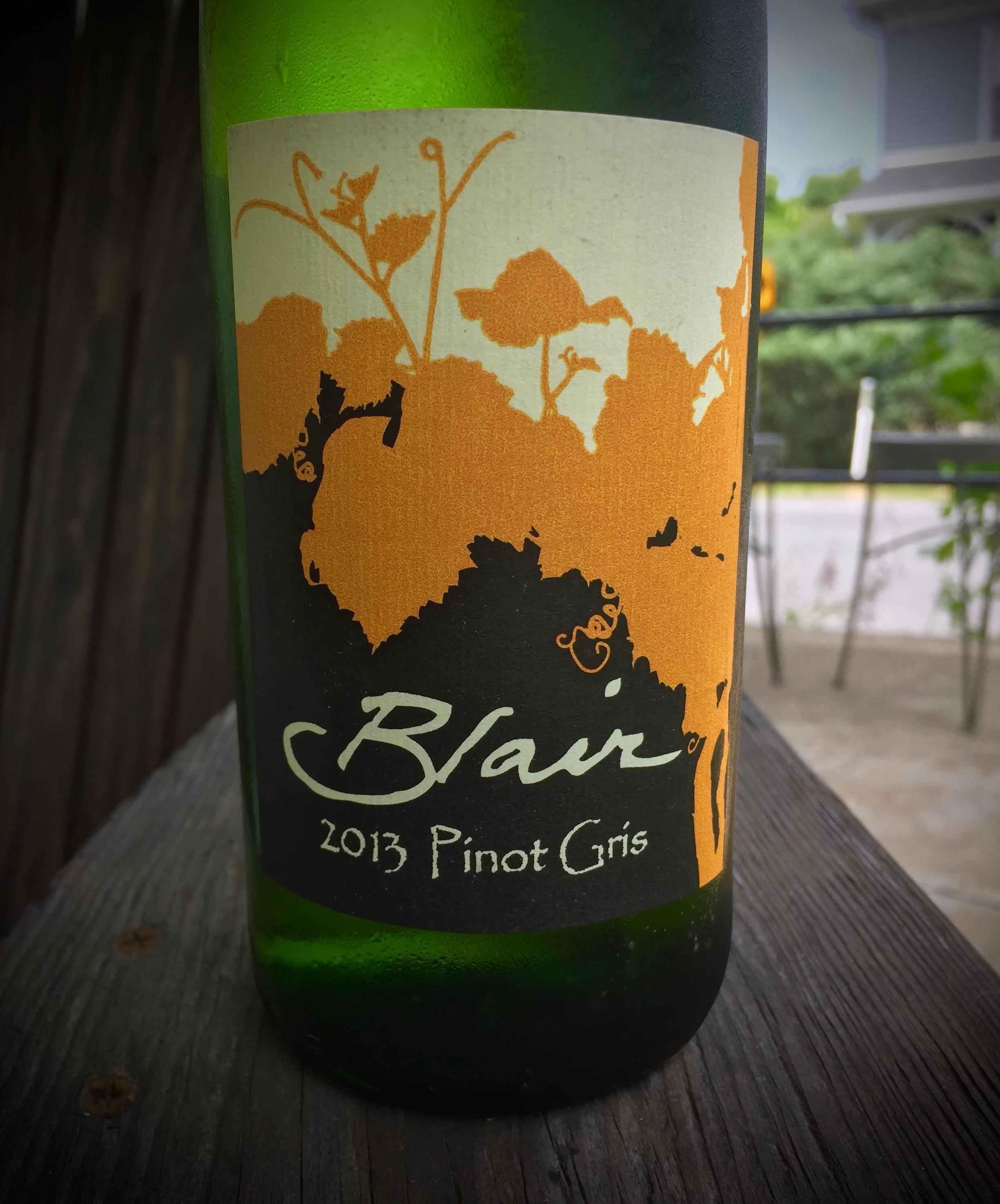 Blair Pinot Gris