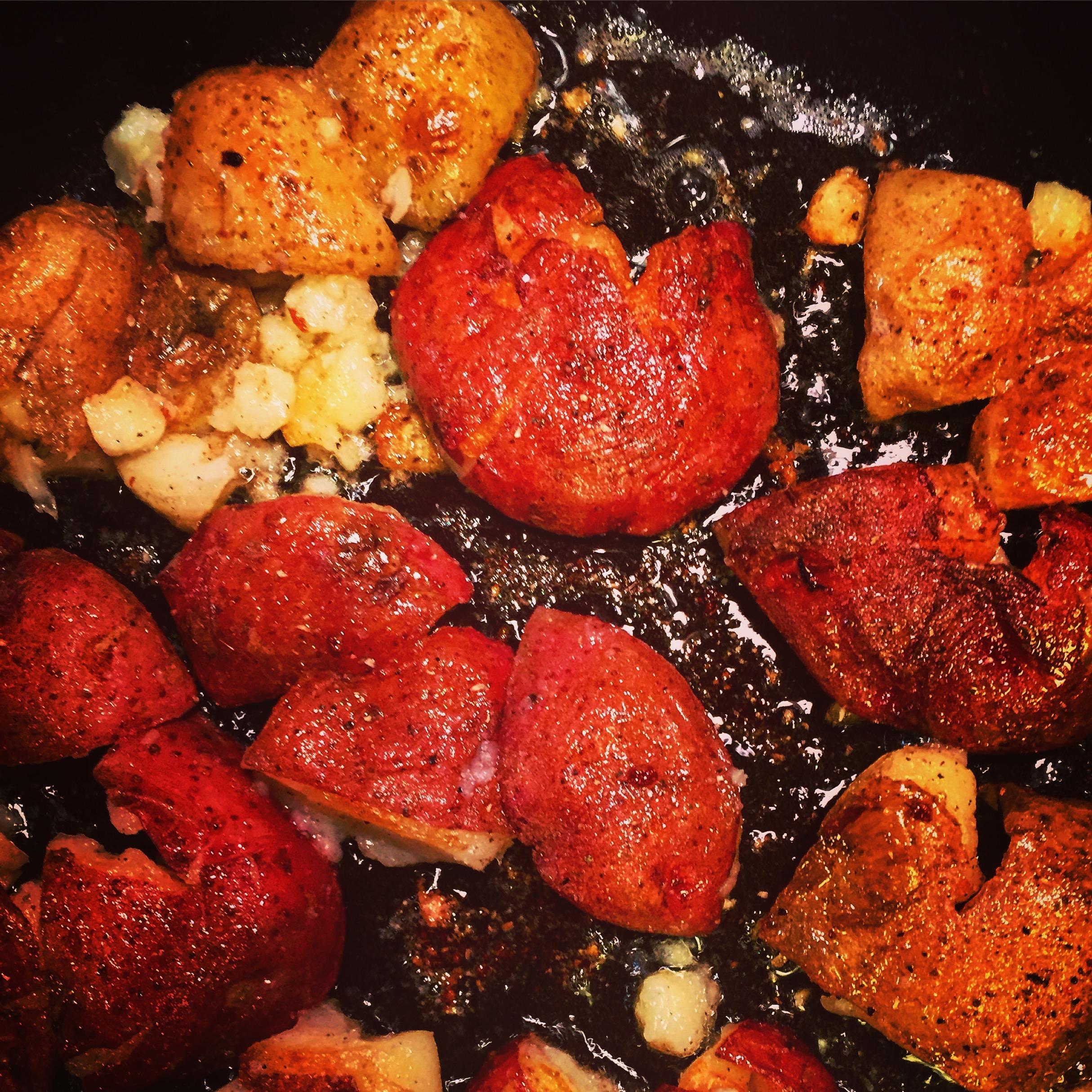 Crispy Potats