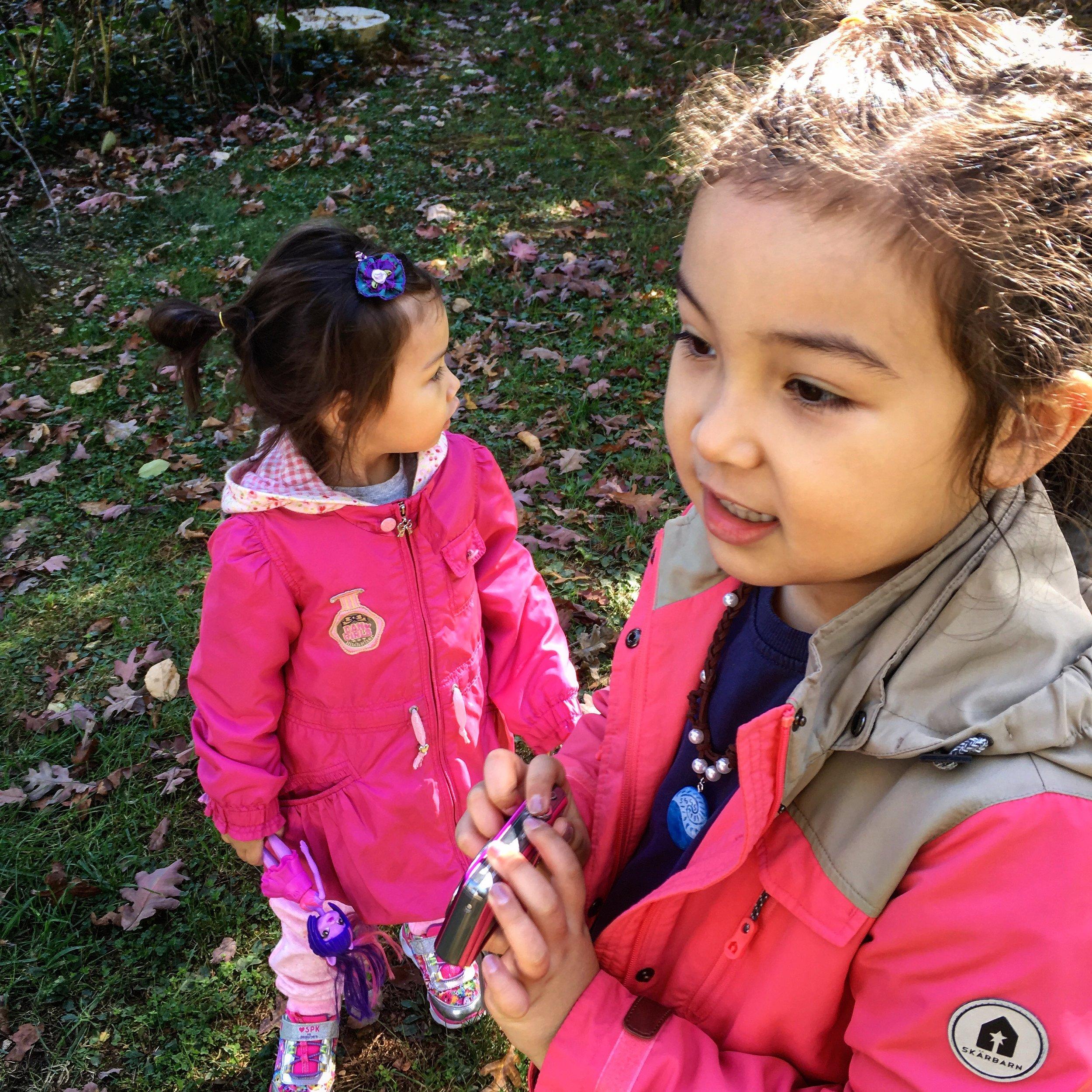 Elysia and Genevie