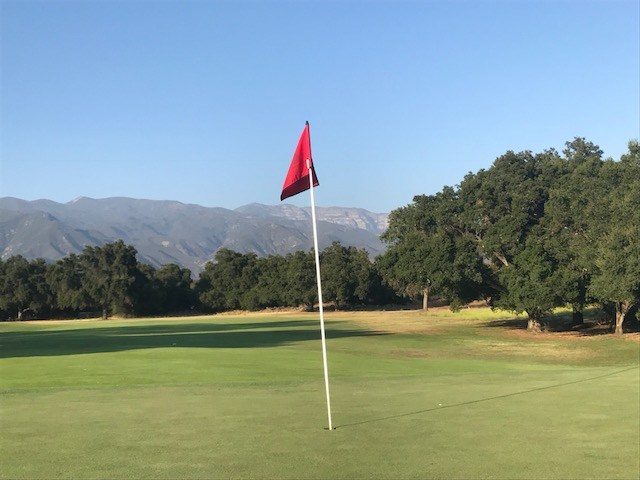 Soule Park golf course in Ojai