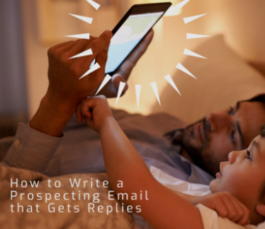 HOW TO WRITE A PROSPECTING EMAIL THAT GETS REPLIES   Decision makers rarely answer the phone and don't usually get back to you if you leave a voicemail message. The point of email prospecting is simply to start a conversation and drum up leads. There's a right way and a wrong way to do this.   > Read more