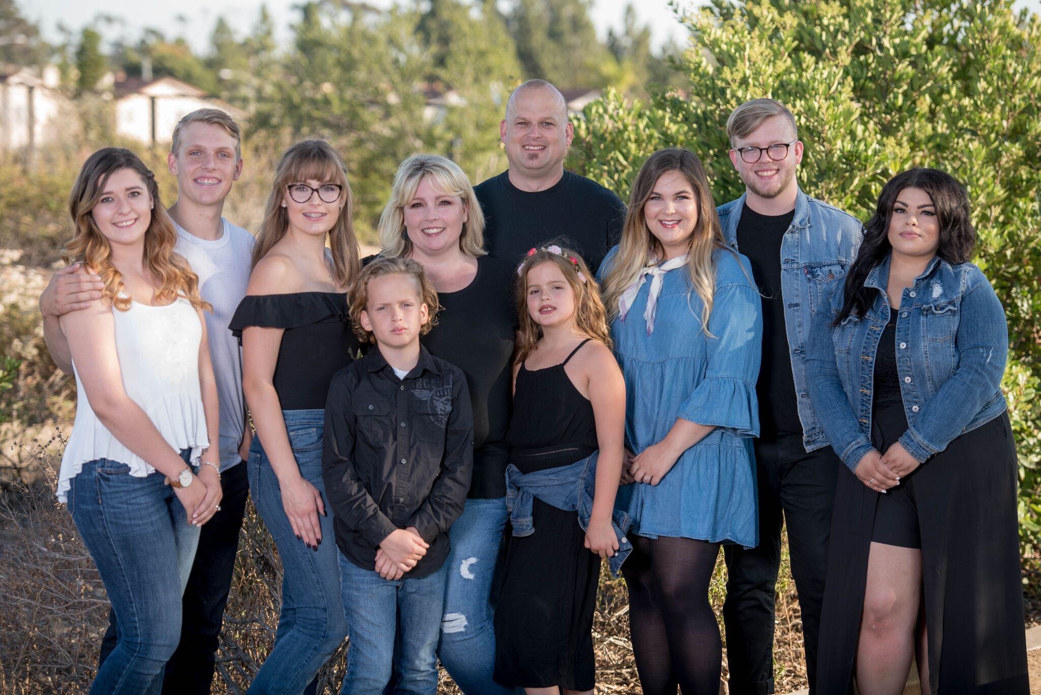 Family May 2017