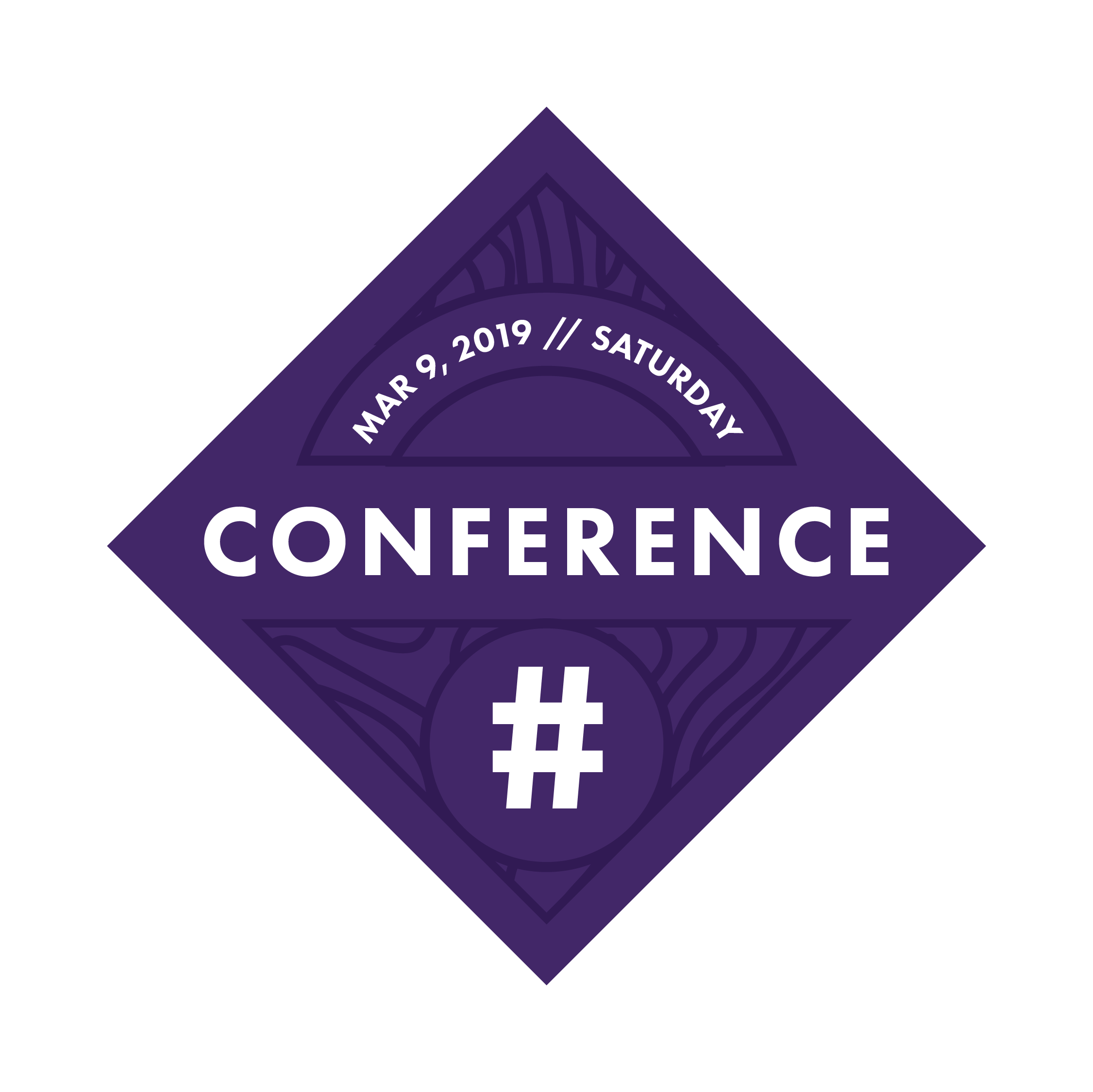 Conference Pass - Saturday conference // keynote address // 20+ breakout sessions from 25+ digital marketing professionals // breakfast, lunch, snacks & an endless supply of coffee
