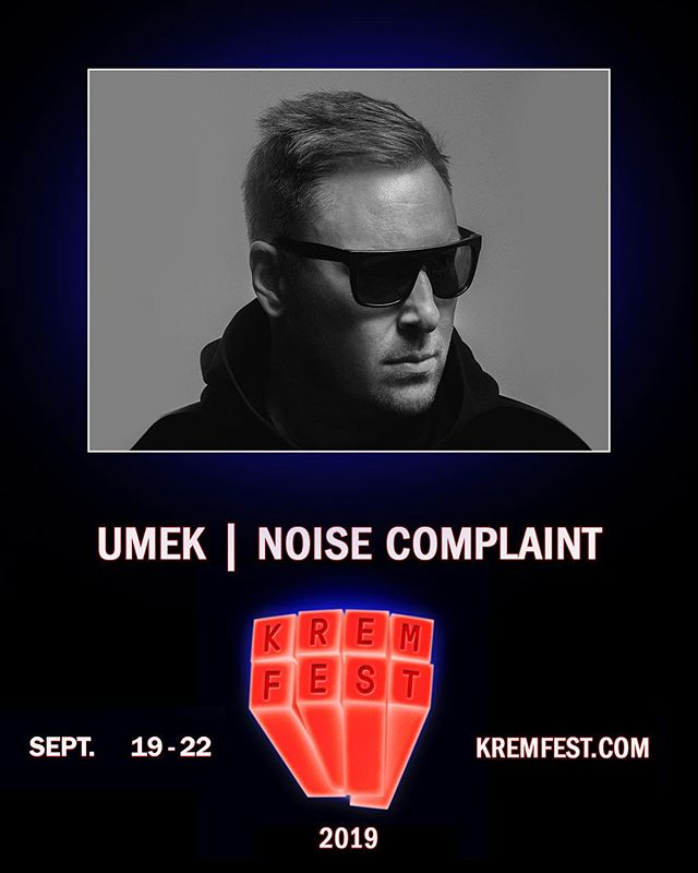 HAPPY NC WEEK! (ONCE AGAIN!) 😅 @umek_1605 & @djthreeofc will be taking over the basement for our NC showcase @kremfest this FRIDAY alongside a STACKED lineup of NC residents! LEGGOOOO! Single day passes are avail via our website ... 🔜
