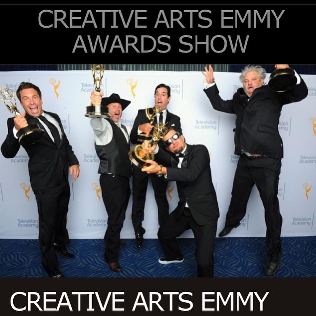 Emmy Number 4: Outstanding Cinematography For Reality Programming, Deadliest Catch Season 11 We make the cover every year. Not sure why.