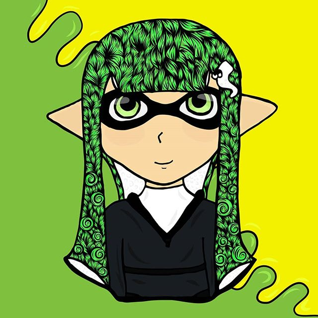 @hisandherpes Splatoon Avatar ♡ check out her gamer page! . . . . #splatoon2 #splatoon #fanart #nintendo #nintendoswitch #doodles #doodle #instadraw #digitalart #art #illustration #followforart #adobedraw #gamer #artoftheday #ink #artapproved #okamiink #drawing #favorite_illustrations
