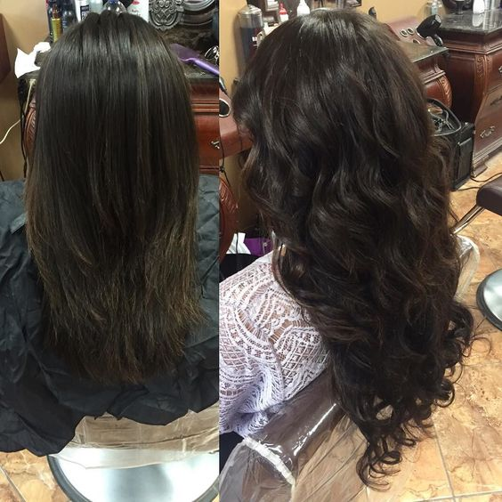Micro extensions before and after