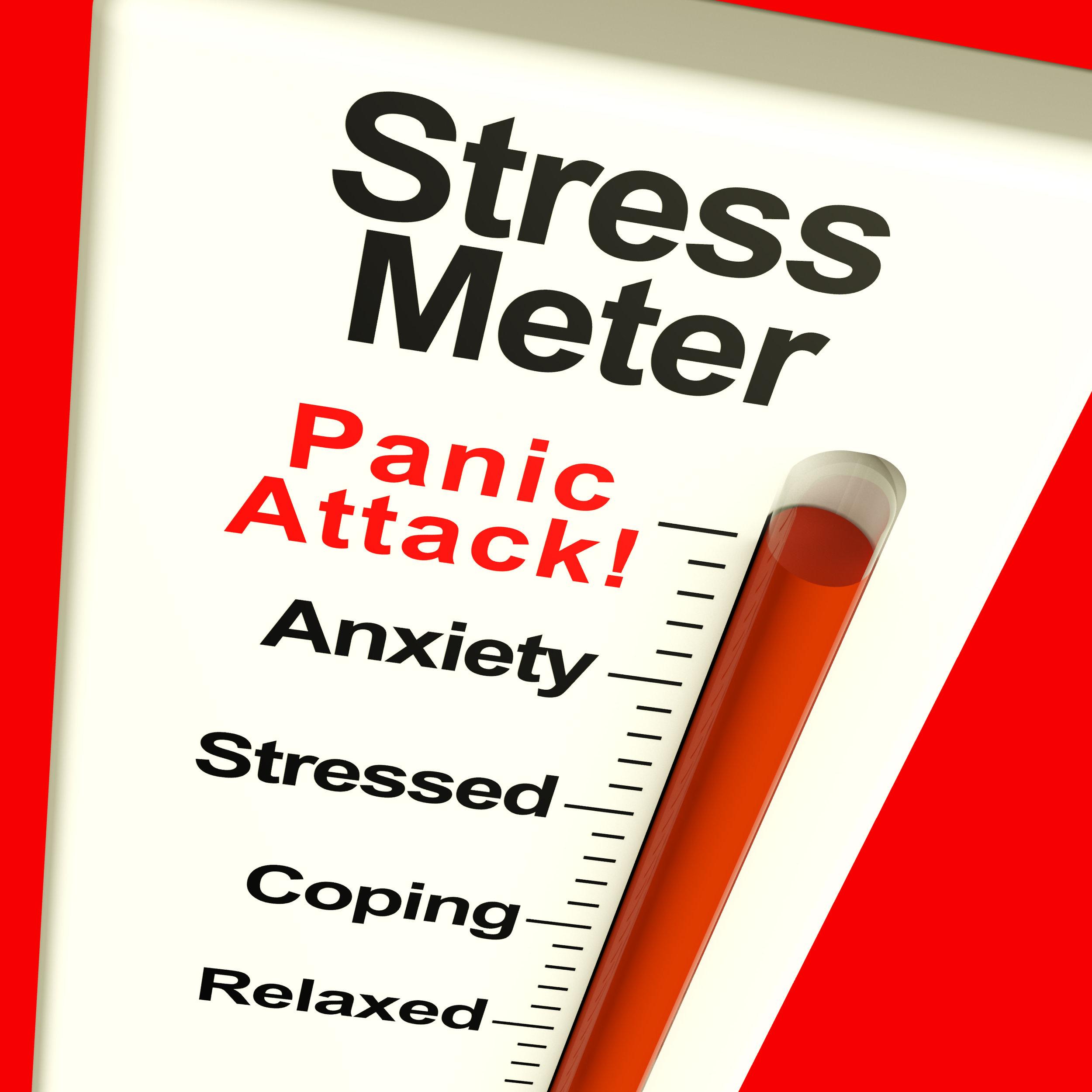 Panic Attack Psychologist