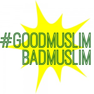 GOOD MUSLIM BAD MUSLIM  A podcast about the  good  and the  bad  about the American  Muslim  female experience