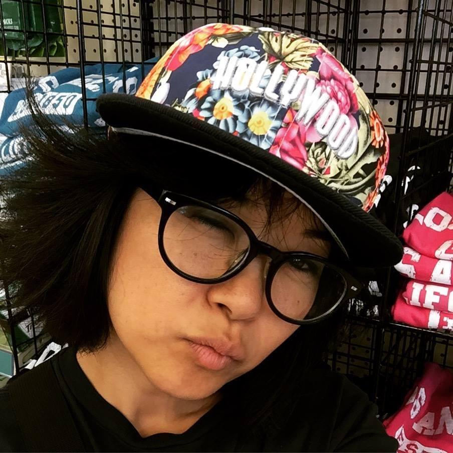 Keiko Agena   Host of Drunk Monk