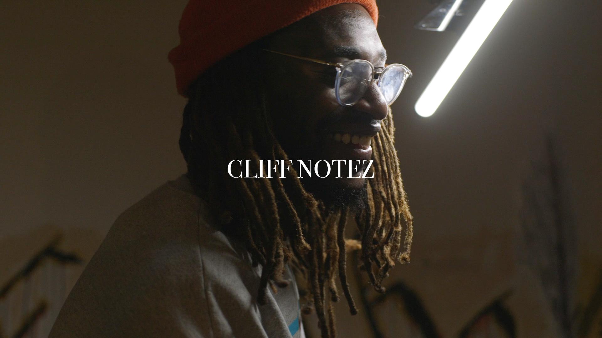 Cliff Notez - Live Session