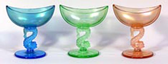 Fenton Art Glass Company of Williamstown, WV