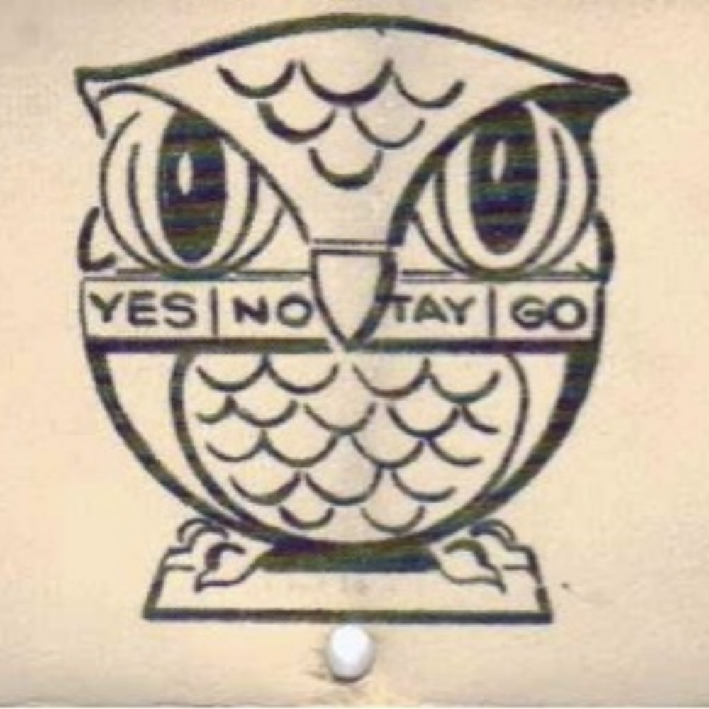1969 Decision Maker Hang Tag