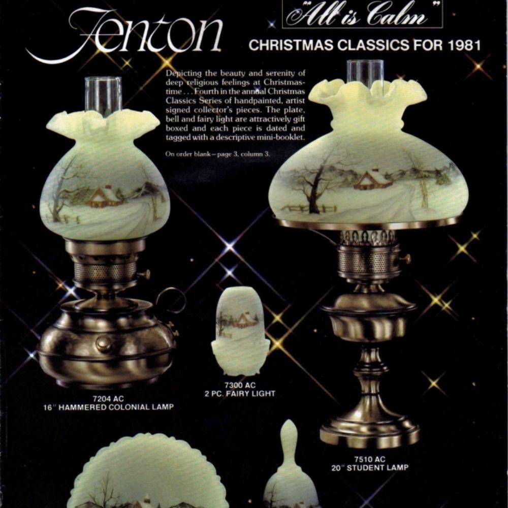1981 June (Xmas) Catalog
